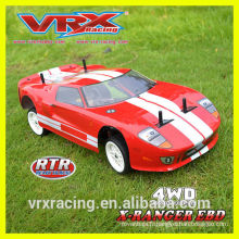 1/10 scale 4WD Brushless Drift voiture de Chine vrx racing RH1025D
