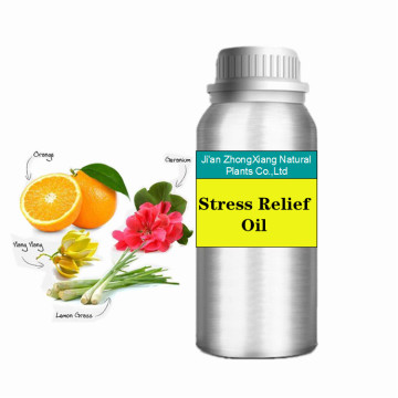 Aceite de mezcla revive Pure Natural Stress