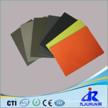Colorful High Density PE Plastic Sheet for Industry