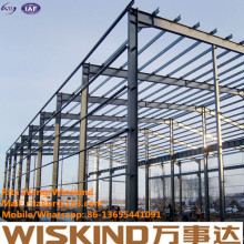 Low Cost Workshop Warehouse Light Steel Structure Factory