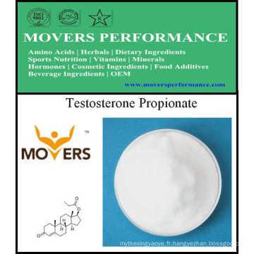 Stéroïde fort: propionate de testostérone