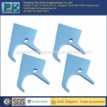 Made in china customized laser cutting steel parts