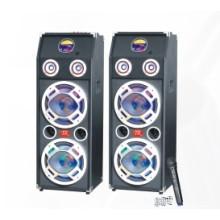 Caja del altavoz del DJ con USB / SD Bluetooth TM-1010ls
