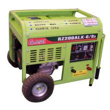 Soldadura de metal 220 Ah (DC) máquina de solda com gerador de diesel