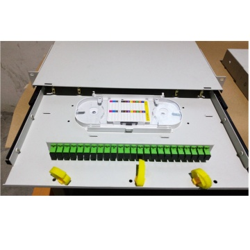 Slide Out Fiber Patch Panel