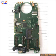 Netzteil Board Montiert mit Kühlkörper, PCB Mainboard für Drucker LCD-Display-Platine Montage
