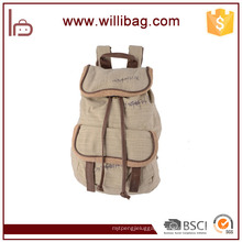 Supplier 2016 New Design Girl Backpacks High Quality Backpack Canvas For Woman