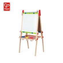 Hape New kids educational toys 43.6x30x60cm wood paint easel