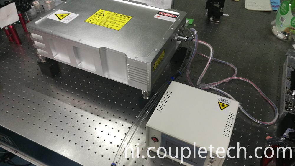 Solid state laser 266nm