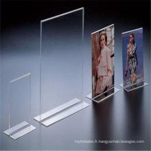Panneau en plastique dur en feuille de polycarbonate solide de 10 mm