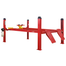 Four Post Car Lift for wheel alignment equipment for sale