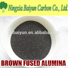 60 mesh Brown Fused Aluminium Oxide for polishing and Grinding Wheel
