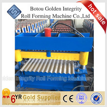 850-63-13 Металлическая крыша / стеновые панели Рулонная машина высокой эффективности и безопасности