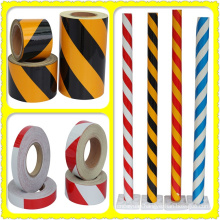Free Samples Colored PVC / Pet Based Truck Vehicle Adhesive Light Reflective Tape