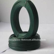 ISO9001 galvanized coated steel binding wire