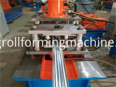 Fence Roll Forming Machine