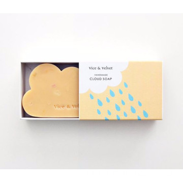 Fancy Super Quality Cardboard Packaging Soap Paper Box