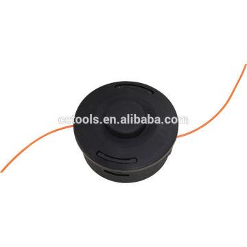 Good-quality black head trimmer for brush cutter 1E40F-5A 1E40F-6A 1E44F-5A 1E48Fspare parts