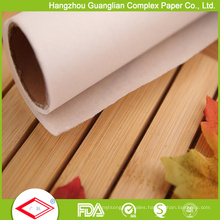 40GSM Silicone Treated Parchment Paper Rolls for Bread Baking