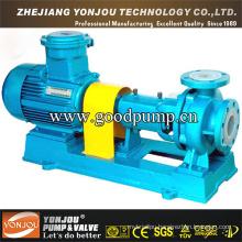 Ihf Horizontal PTFE Inline Centtifugal Pump, Acid Transfer Pump
