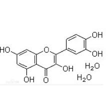Quercetin Plant Extract Quercetin (CAS 117-39-5)