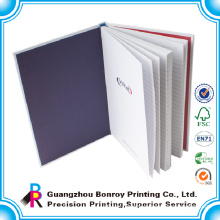 Cheap A4 A5 Spiral Notebooks With Colored Pages
