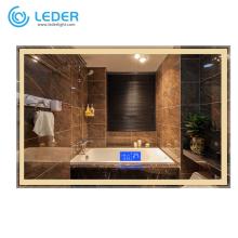 LEDER Зеркало для ванной с подсветкой