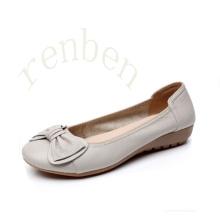 Sapatos de balé casual de moda feminina