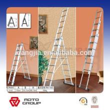 Fabriqué en Chine échafaudage accessoires en aluminium échelle