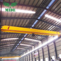10 tonelada solong girder electric bridge crane