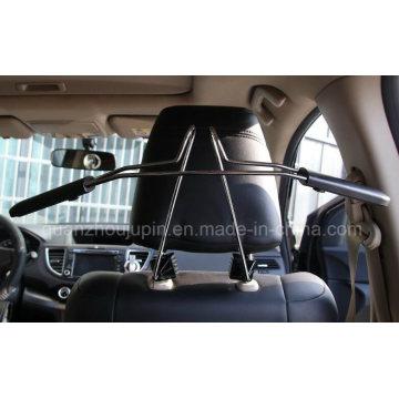 Custom Stainless Steel Anti-Wrinkle Adjustable Car Seat Hanger