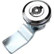 ZDC Хромированное покрытие 180 градусов Поворот Кабинета Cam Lock