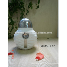 Hight Qualität Keramik Kaffee Tee Kanister mit Löffel zum Verkauf