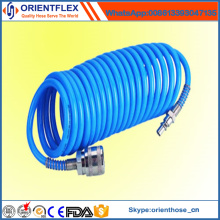 China Manufacturer Good Flexible Colorful PU Coil Reinforced Hose