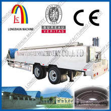 LS1250-800 Prefabricados de construcción curvada Span Roof Roll formando la máquina