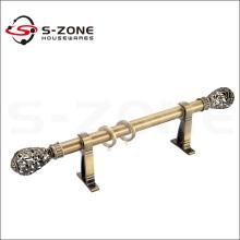 customized curtain rod pipe or curtain rod