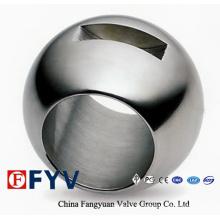 Bola de piezas de válvula de acero inoxidable de alta calidad