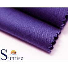 Tissu 100 % coton sergé Spandex (SRSCSP 426)