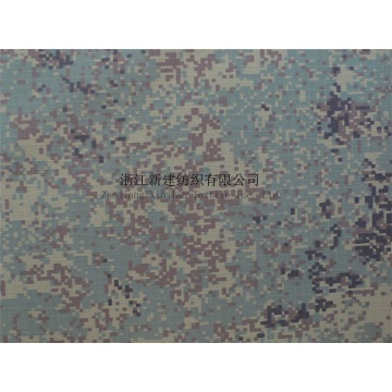 Winter Military Camouflage Fabric für Russland