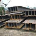 Viga de aço H de alta qualidade para material de construção em forma (A36)