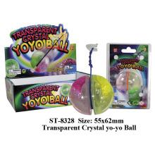 Yo-Yo Crystal Ball