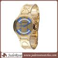 Мода браслет часы Дешевые Подарочные часы Женская кварцевые часы
