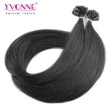 Extensions de cheveux humains Prebond U Tip