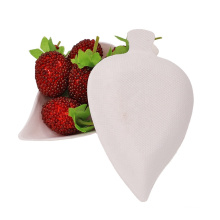 Eco friendly Biodegradable Pulp Dish with Leaf Shape