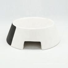 Cuenco de cerámica al por mayor del cuenco de alimentación del gato para los gatos