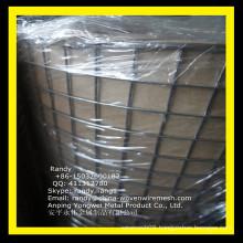 YW-- Green coated welded wire mesh /Skype: randy.liang1