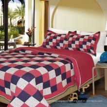New Design Simple Geometric Design Patchwork Quilt (WSPQ-2016005)