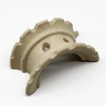 25 mm ceramic super intalox saddles ring random packing  supplier