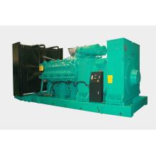800kW-2000kW Generador Diesel De Alta Potencia De Voltaje 13.8 kV