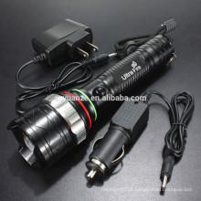 Alibaba china lanterna LED tocha, lanterna led, lanterna recarregável led